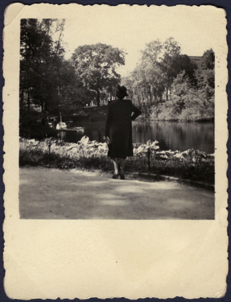 Riga, Summer 1940