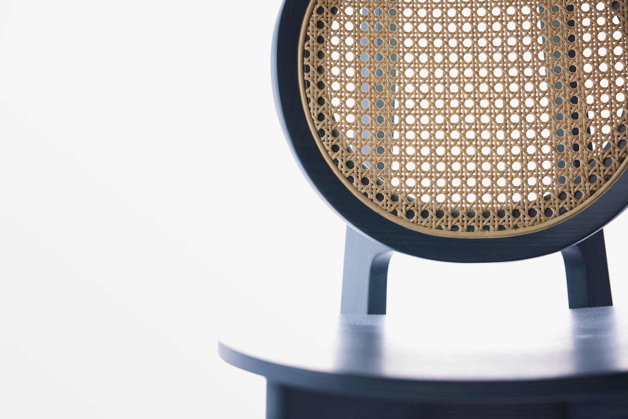 Cane Chair - 02