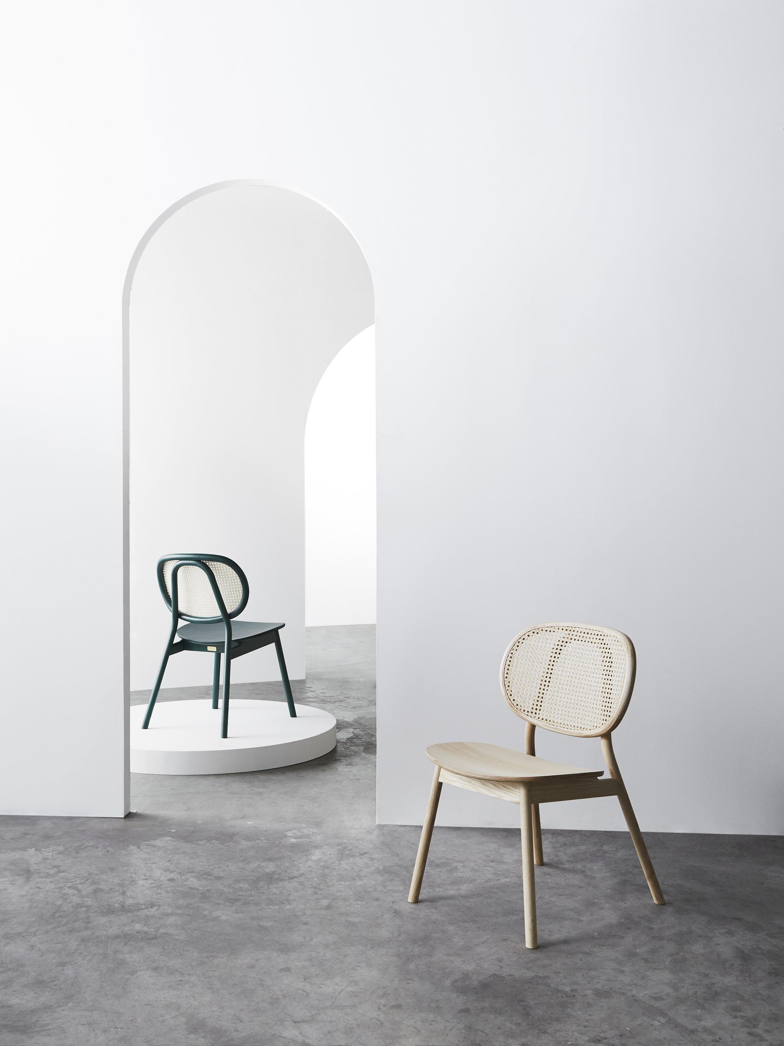 Cane Chair - 04