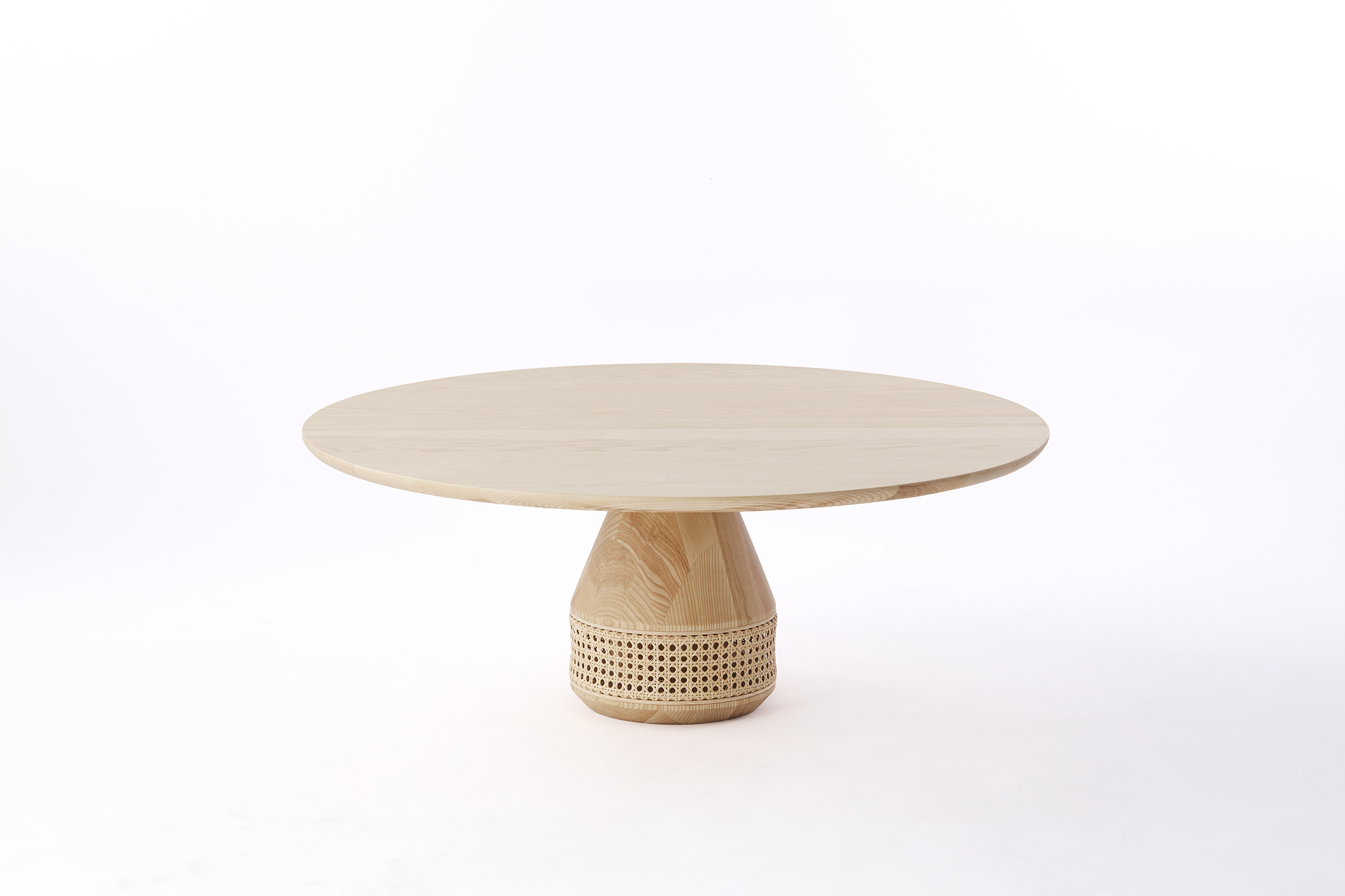 Cane Center Table - 01