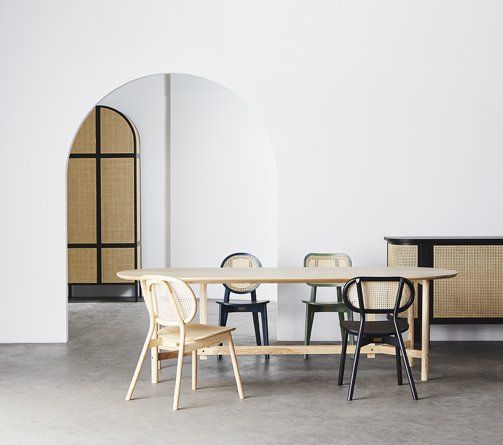 Arch Table Y Base