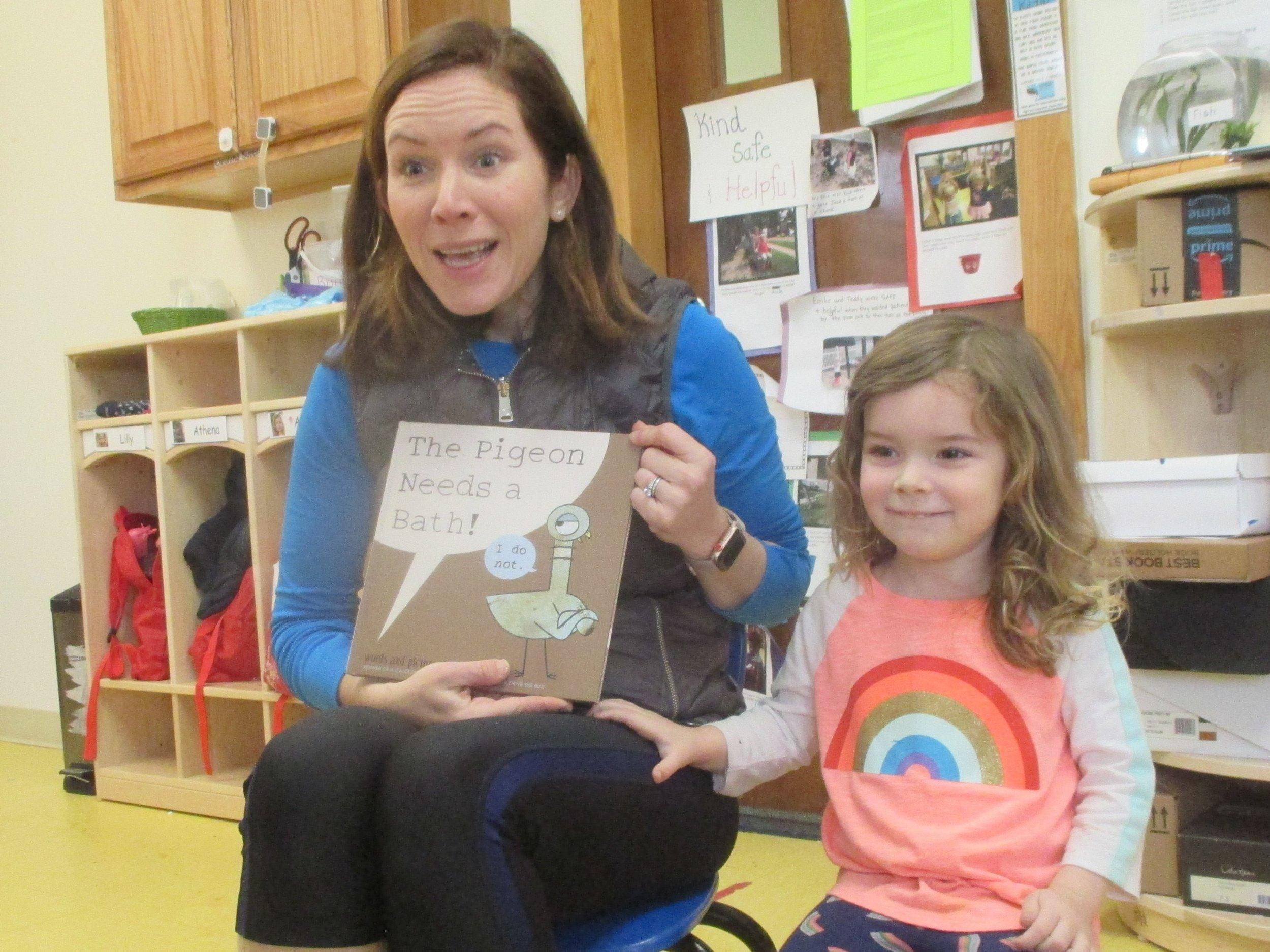 Guest parent reader