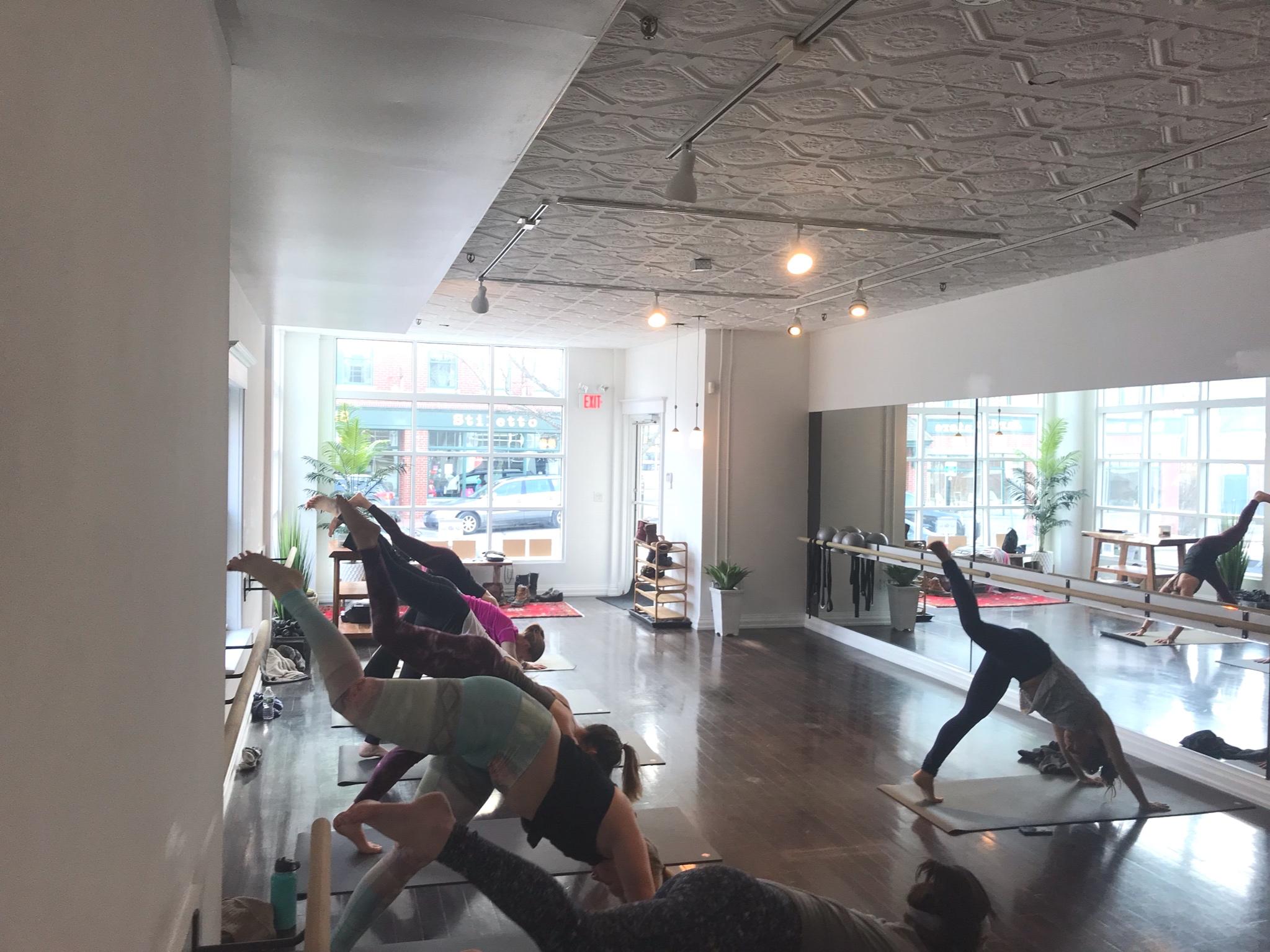 BUTI - a yoga dance party!
