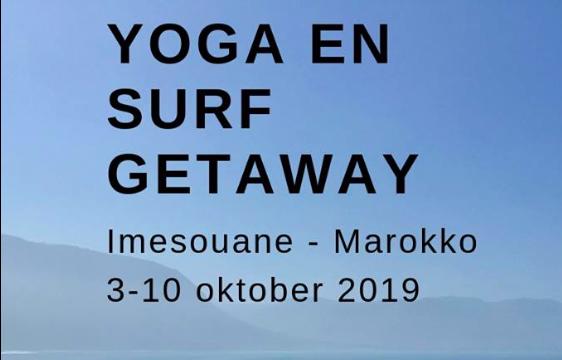 Yoga&Surf Getaway - October 3 - 10 2019