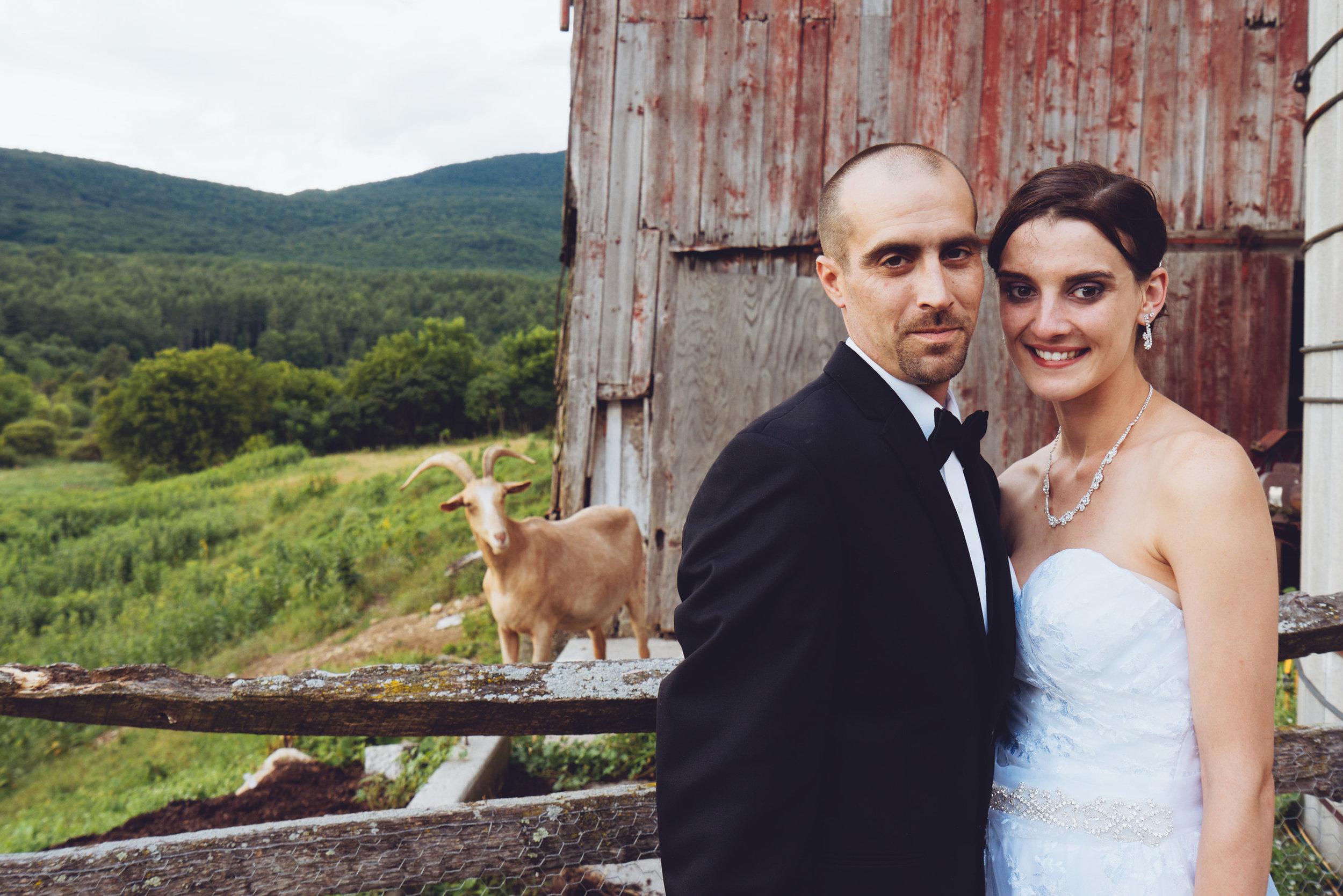 Anna&Chris_Couple_Barn_Vermont_Goat.jpg