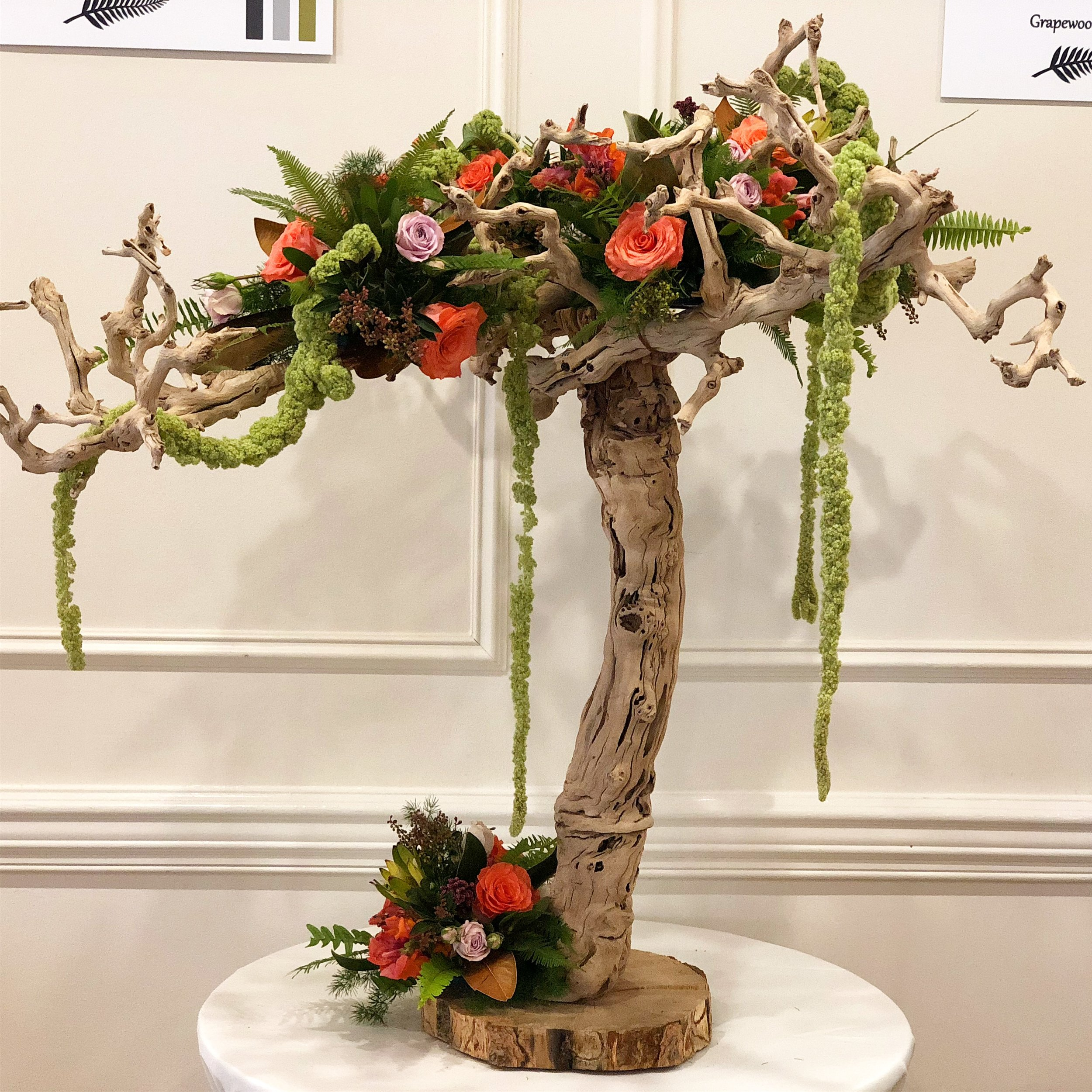 Grapewood Tree by Grapewood Florals