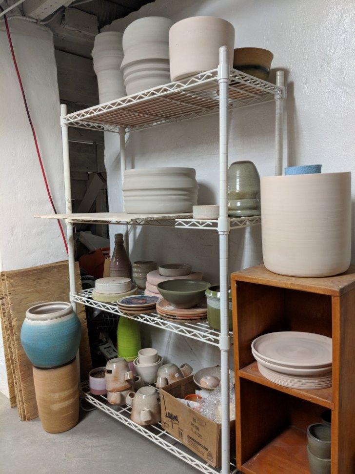 Hey Pace - Affiliate Ceramic studio onpremises
