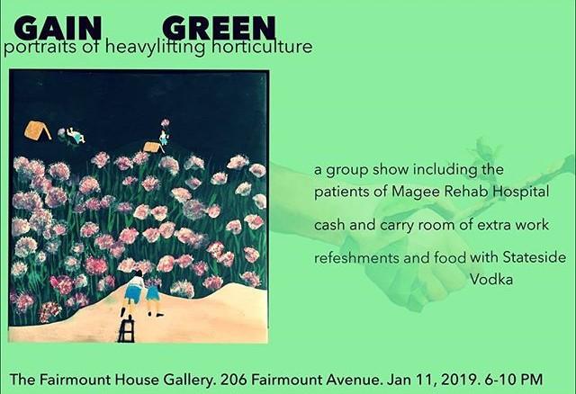 January, 2019 - Gain Green