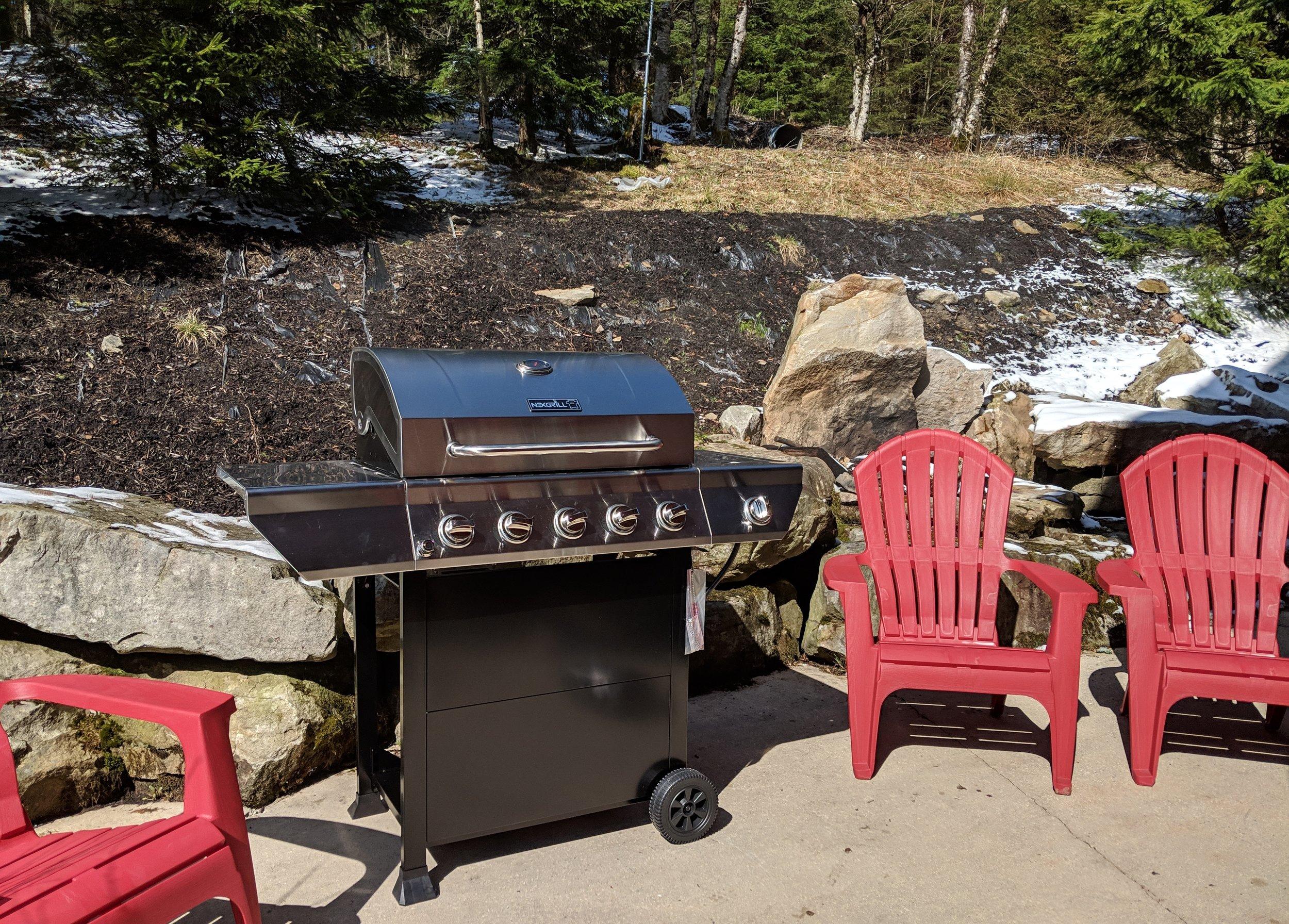 5 - Burner Propane Grill