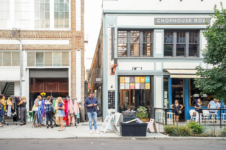 location - Diverse Capitol Hill is packed with hip bars, eateries and gay clubs, plus laid-back coffee shops and indie stores.