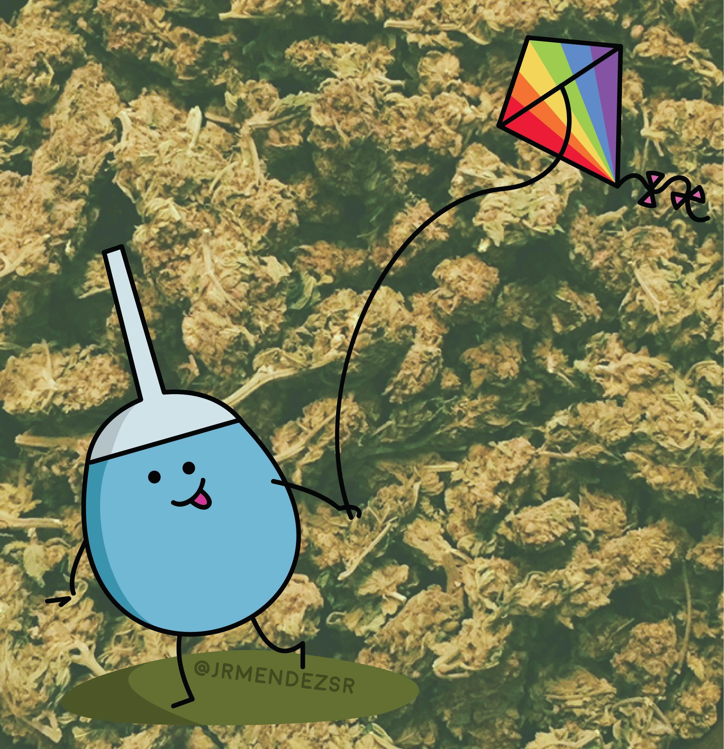 debby flyin'