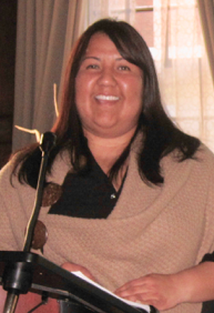 Michelle Bomberry from Indspire