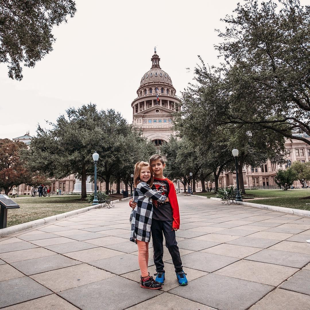 Capitol Building - Austin TX