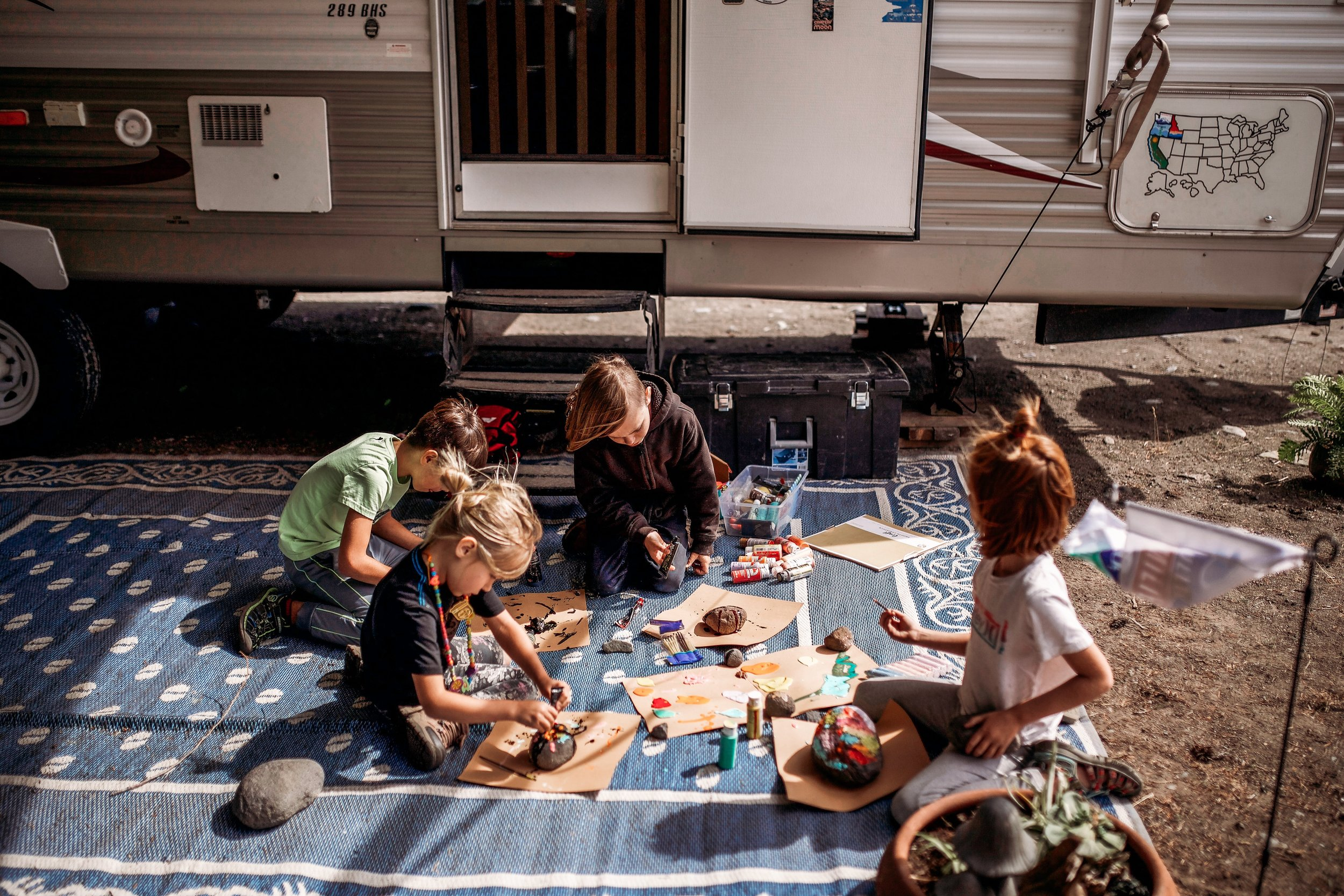 3. ATTEND CAMPGROUND ACTIVITIES -