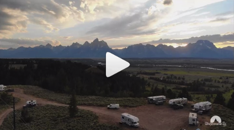 Checkout our Instagram Video from Upper Teton View!