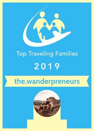 Top Travel Families 2019
