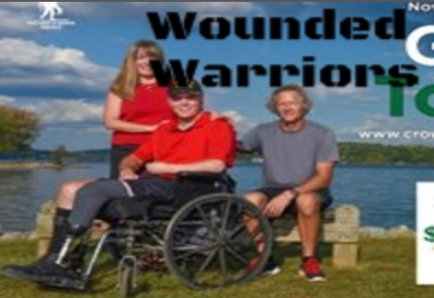 WOUNDED WARRIORS  - Serving wounded service members