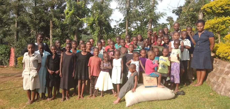 KRCH Orphanage -  Kisii, Kenya.