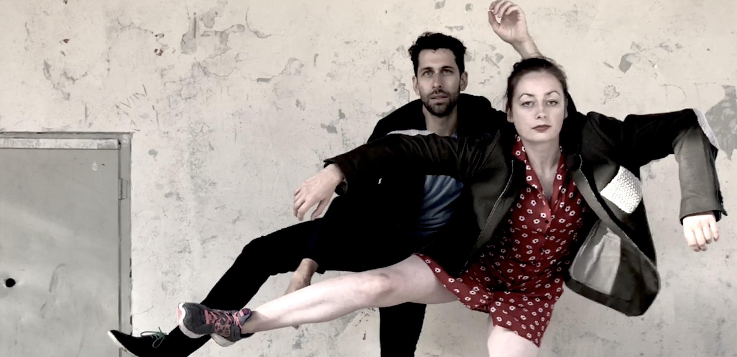 dance-theatre noir - Glasgow & Edinburgh 2019a dance-theatre collaboration with Lucy Ireland loosely inspired by Hitchcock's 'Vertigo'