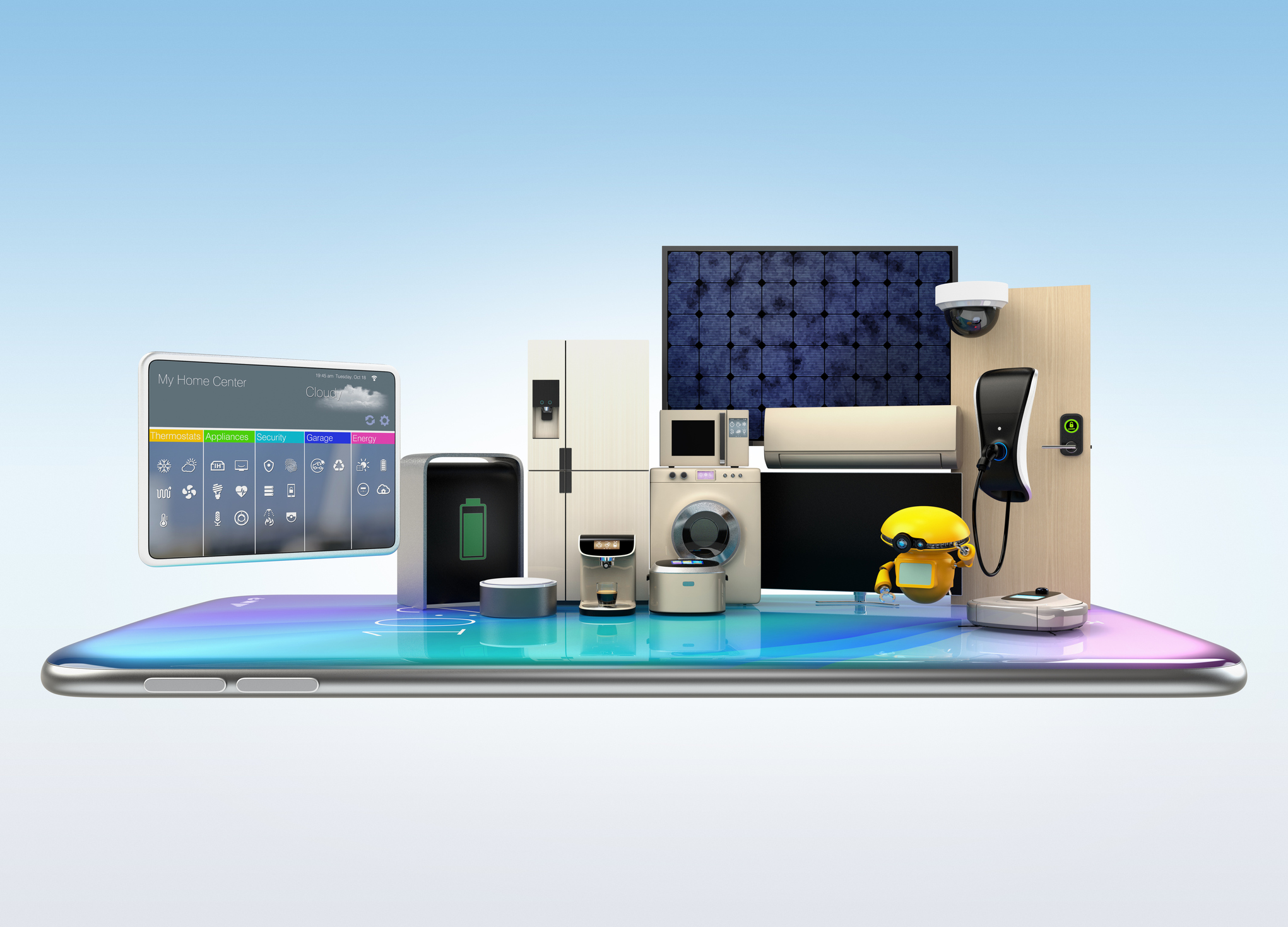 Consumentenelektronica   Smart Products   Retail   Domotica   Internet of Things