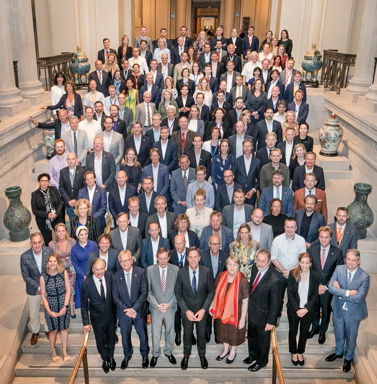 Holland Trade Mission Boston 2019 © Kyle Klein and the Embassy of the Kingdom of the Netherlands in the USA - Visit Prime Minister Mark Rutte to Boston, Massachusetts - Trade Mission AI & Robotics, Climate Resilience, Life Sciences & Health - July 17-18-19, 2019