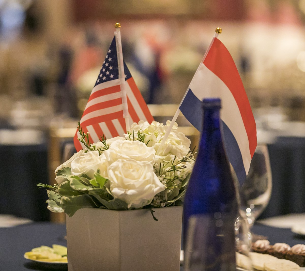 Holland Innovation Attaché Network. © Kyle Klein and the Embassy of the Kingdom of the Netherlands in the USA
