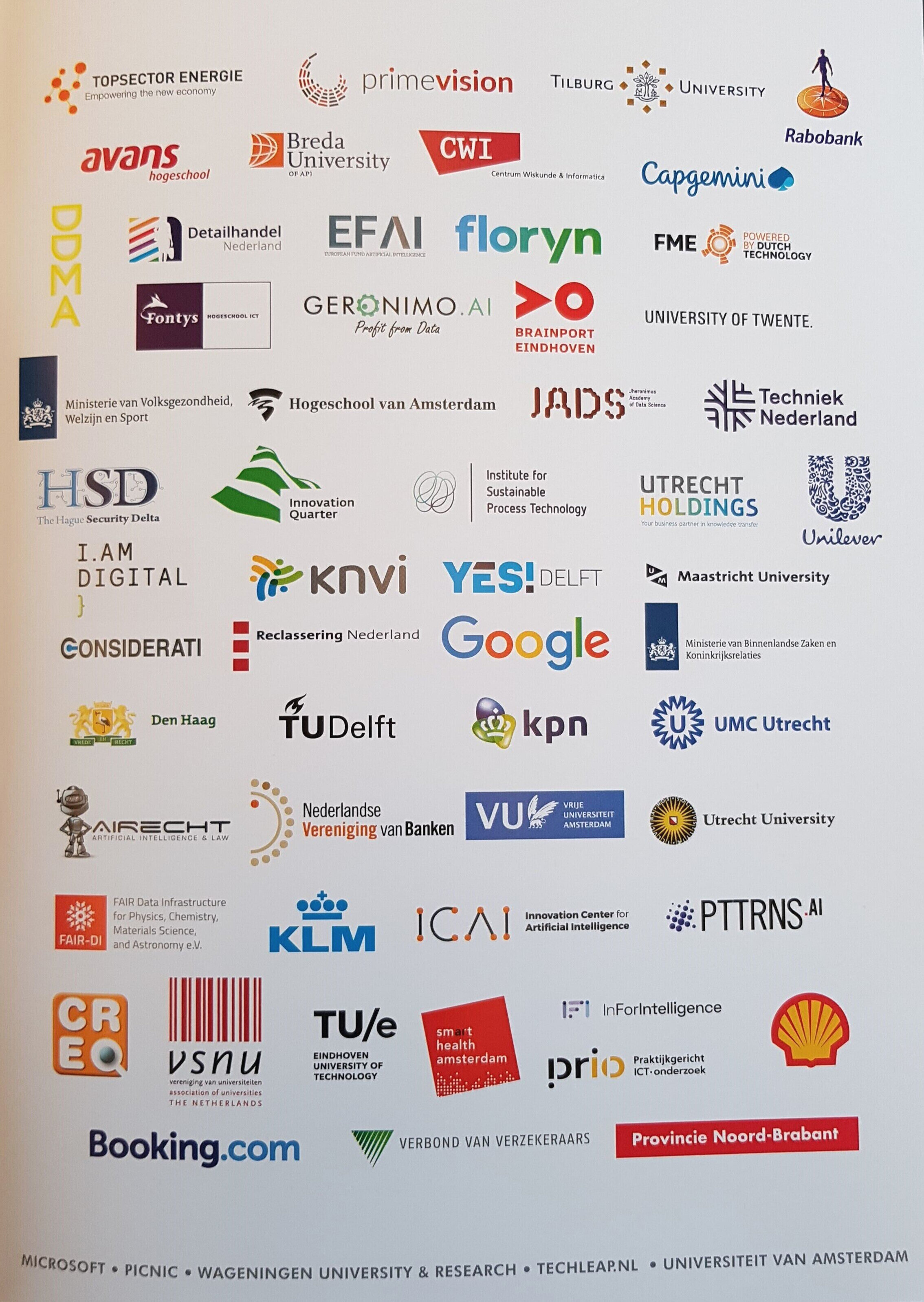 Dutch AI Coalition Partners. NLAIC: the catalyst for AI in The Netherlands!