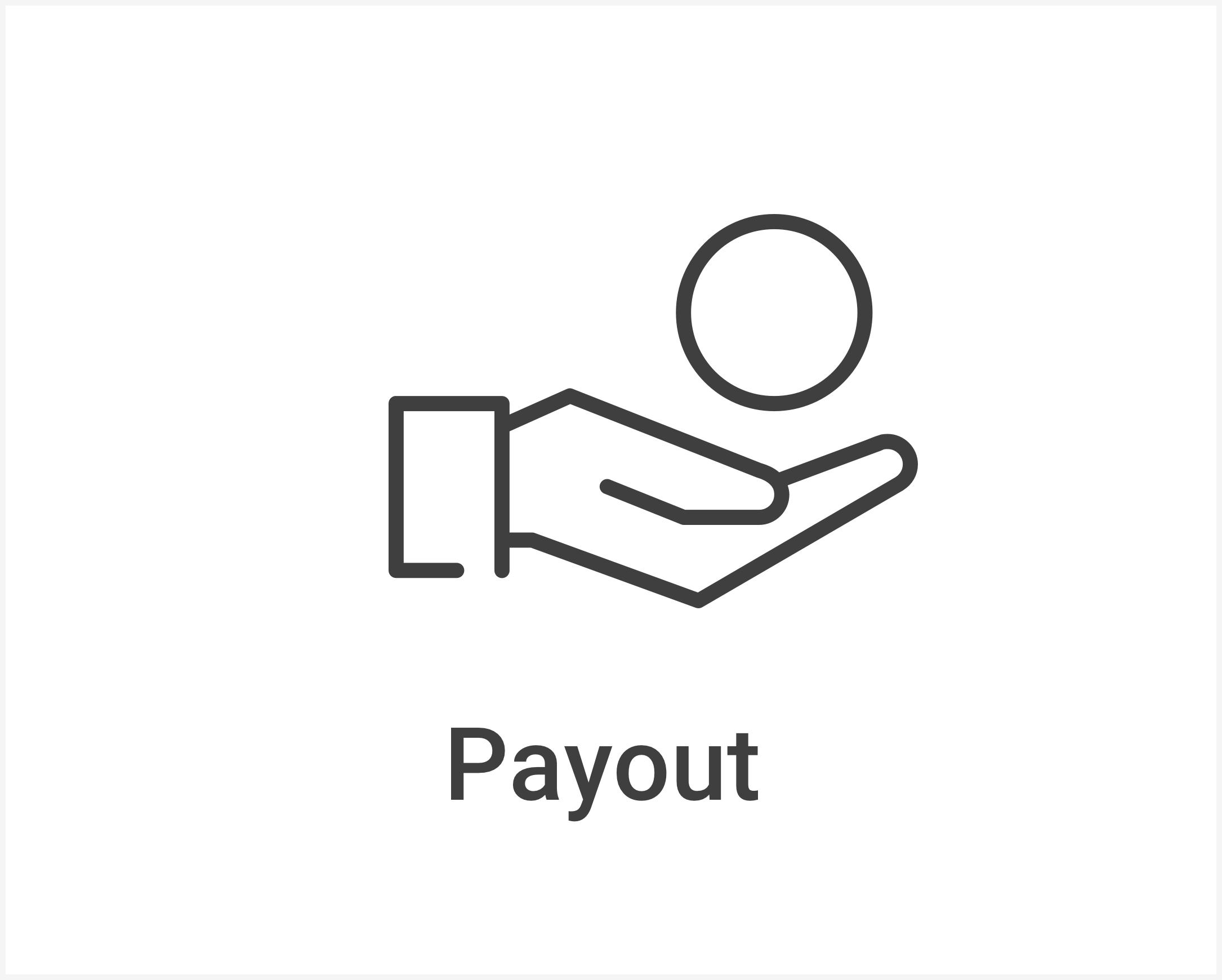 Payout — Pindify