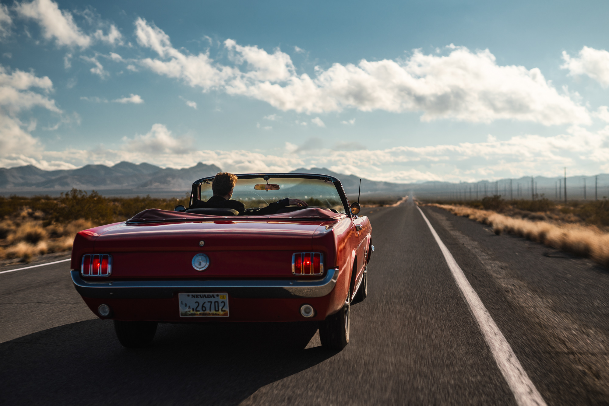 Photo: RED Mustang serie. (by Ilya Nodia)