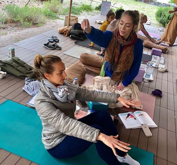 Namaslay® 200hr intensive yoga teacher training