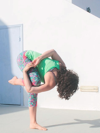 Establishin a home yoga practice
