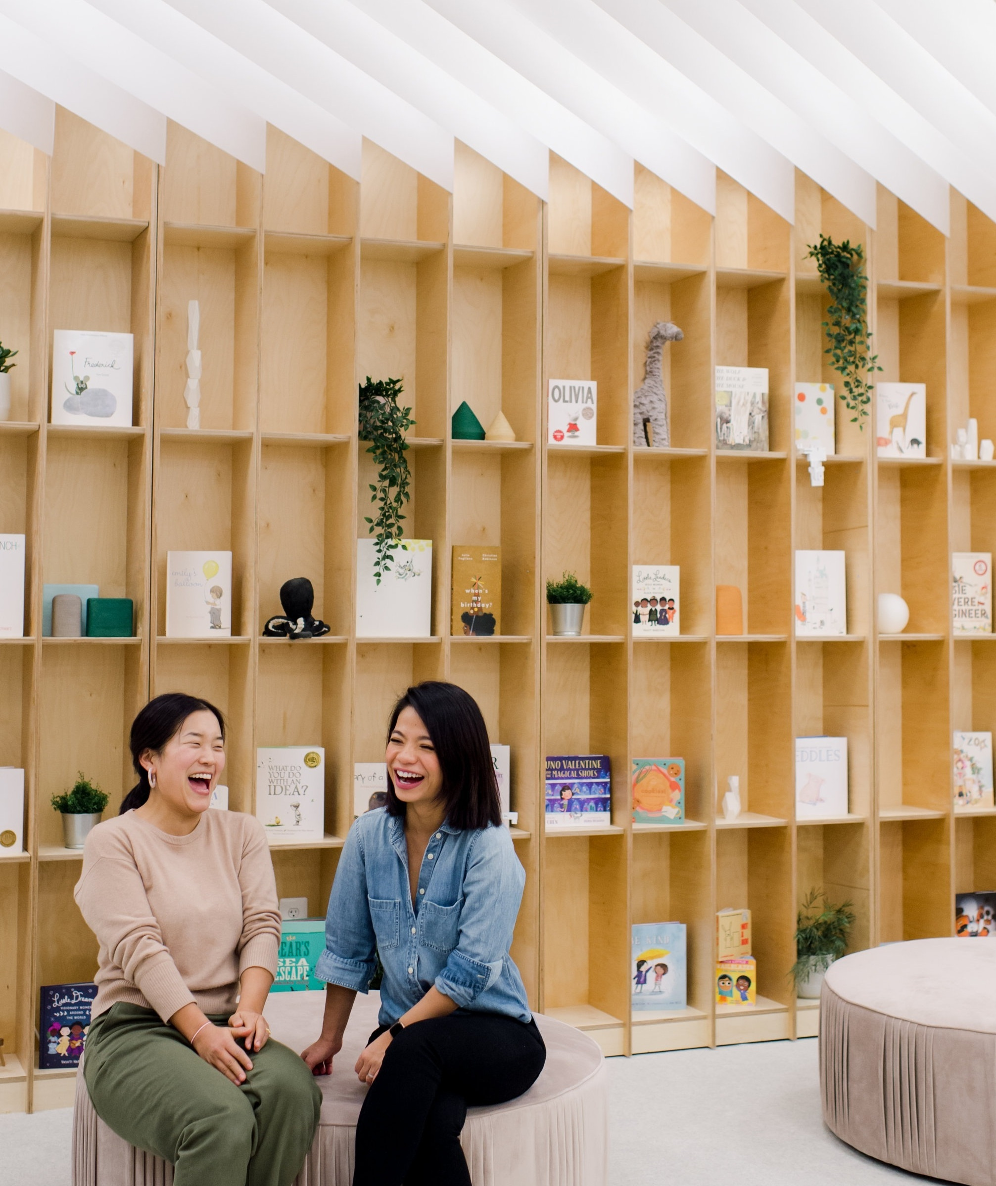 Maria & Sy - Founders of Nook