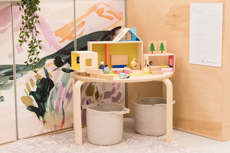 Discover MANHATTAN TOY COMPANY - Come in and experience Manhattan Toy Co's wide range of toys that focus on play-based learning and elevated design.