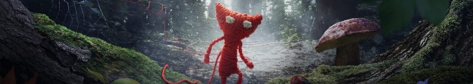 unravel video game