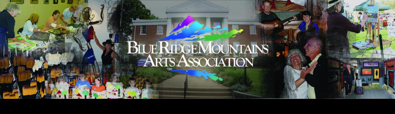 blue ridge arts festival