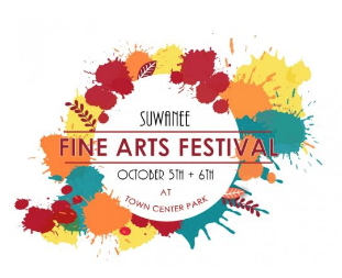 suwanee fine arts festival vendors
