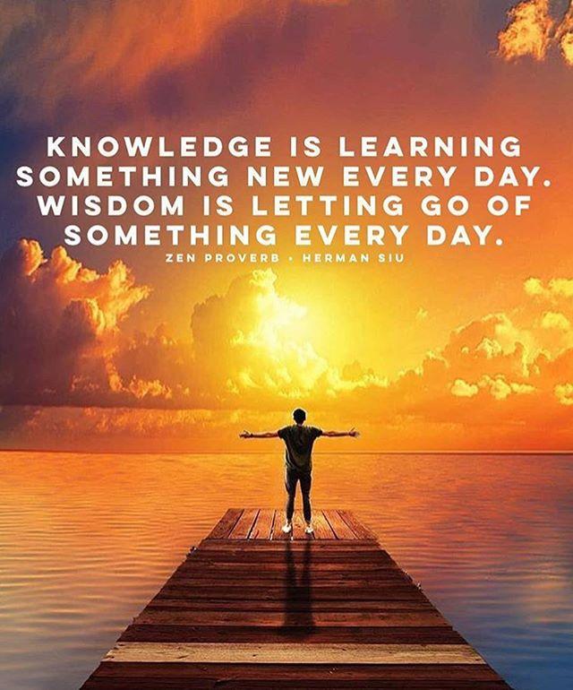 Knowledge and Wisdom 🙏🏻