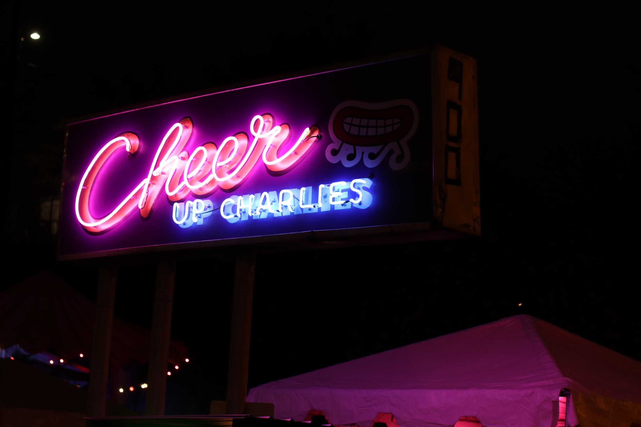 Cheer Up Charlies (900 Red River Streer) has been one of the best known gay bars in the city. It opened in the '80s as an art and music performance space and was a primary force in bringing queer artists in Austin to the mainstream during the '80s and '90s.