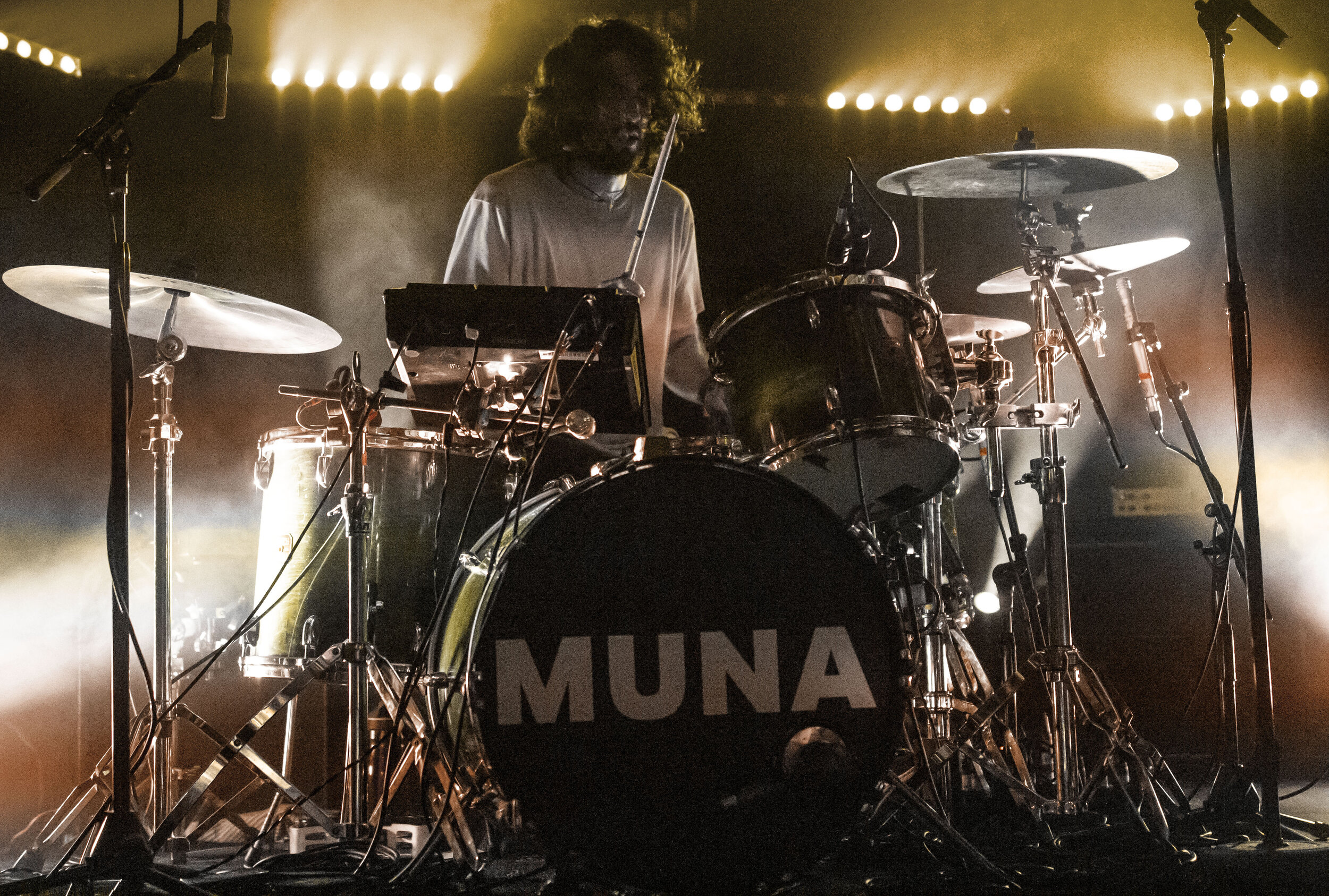 MUNA performs at The Parish on October 2. The group formerly opened for Harry Styles during his self-titled tour in Austin in 2017.