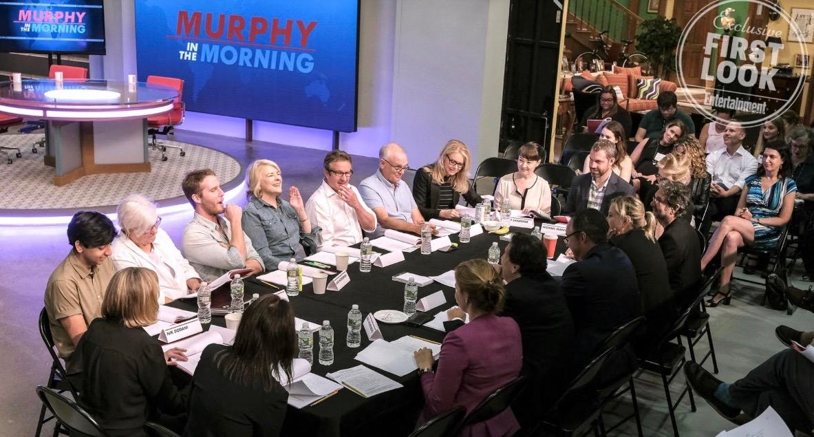 Murphy Brown, CBS
