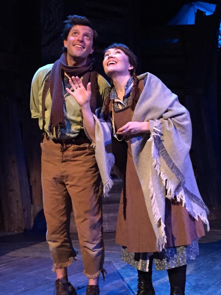 Peter & The Starcatcher, AR Rep