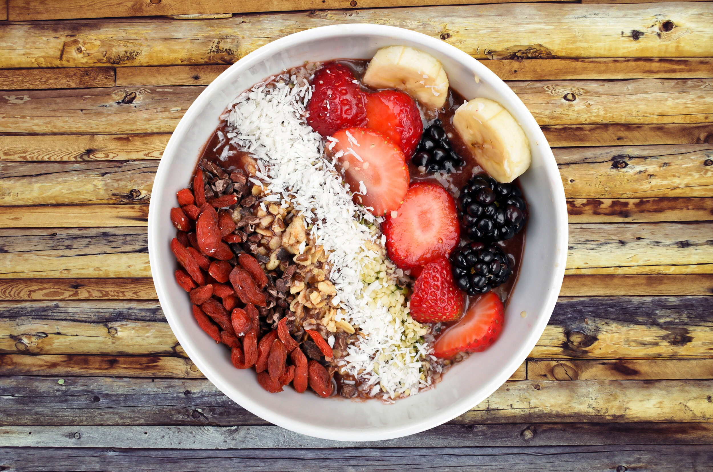 Canva - Bowl Of Fruit, Breakfast, Food, Organic, Bowl, Diet.jpg