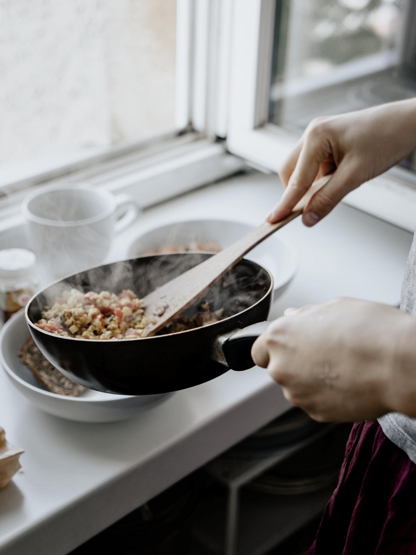 Frying Pan Kitchen