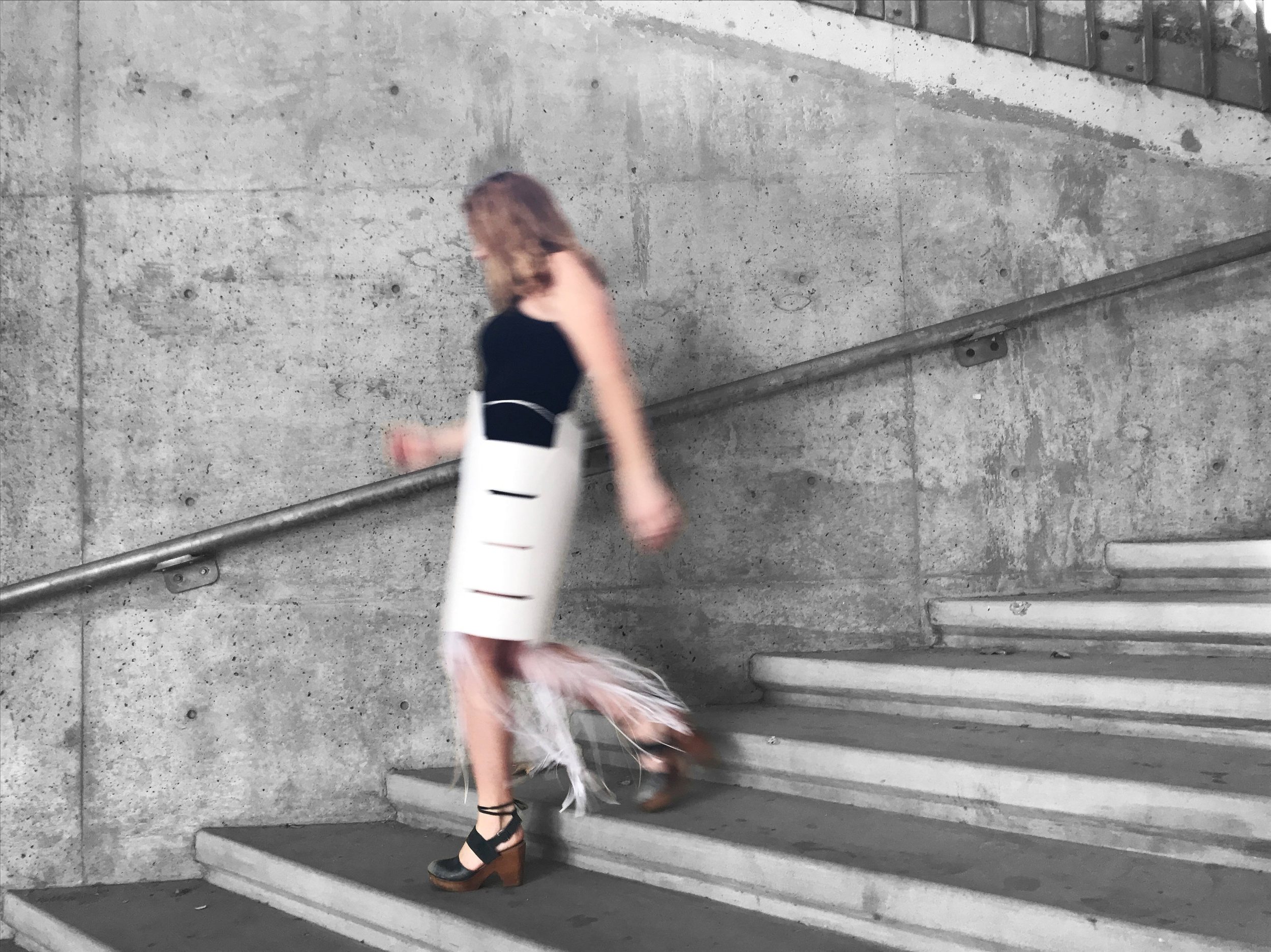 humans - fashion show picture walking down stairs.jpg