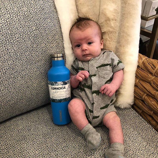 Come on down to @taylorreeseshop for a @corkcicle and you might be lucky to see their newest sales model on the floor. Love this little guy 😍😍😍. #shoplocal #detroit #gators #gratitude #pedicures #manicures #facials #fabolousfurs