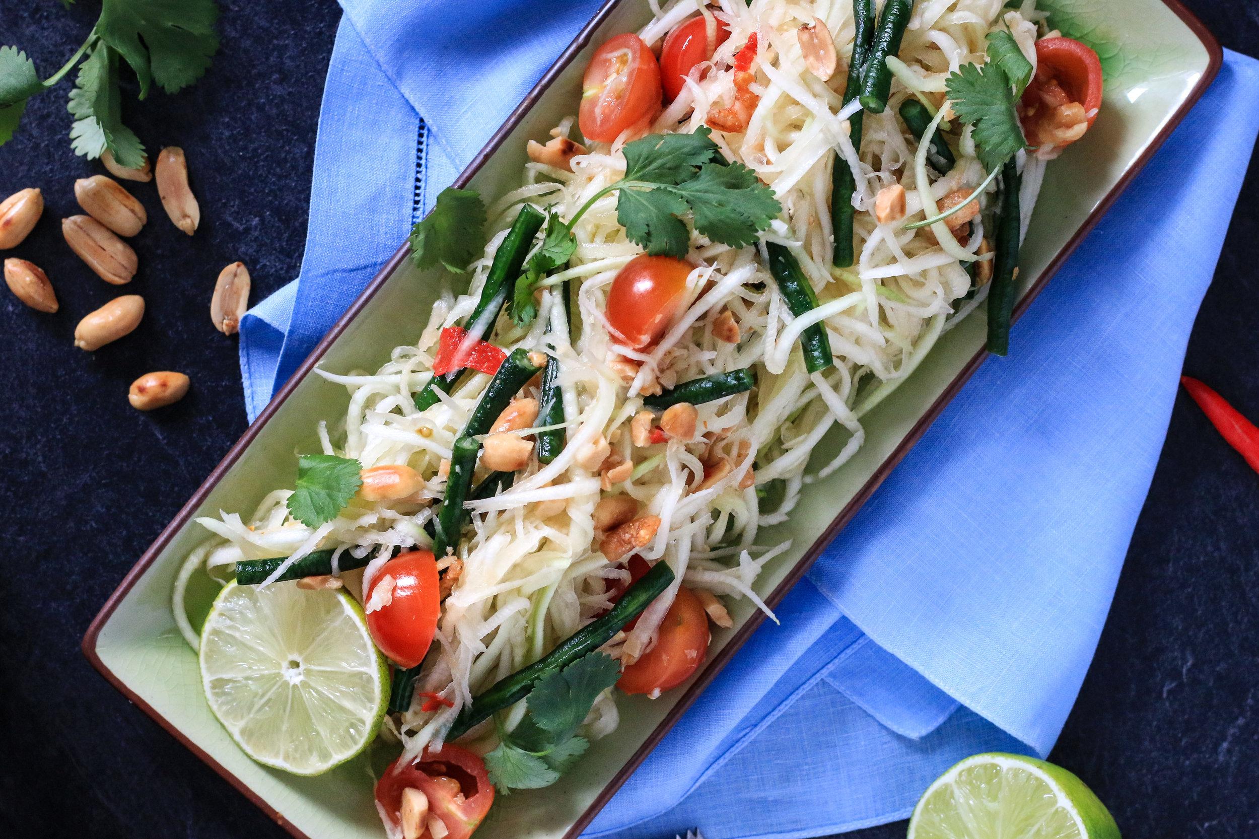 Thai+Papaya+Salad