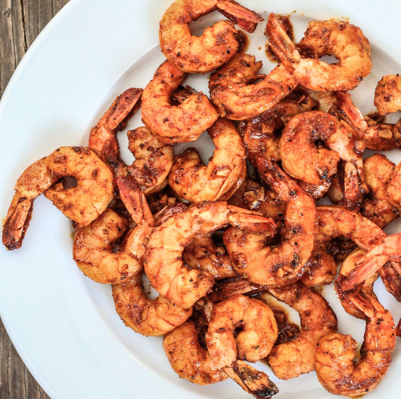 Spicy Louisiana Shrimp