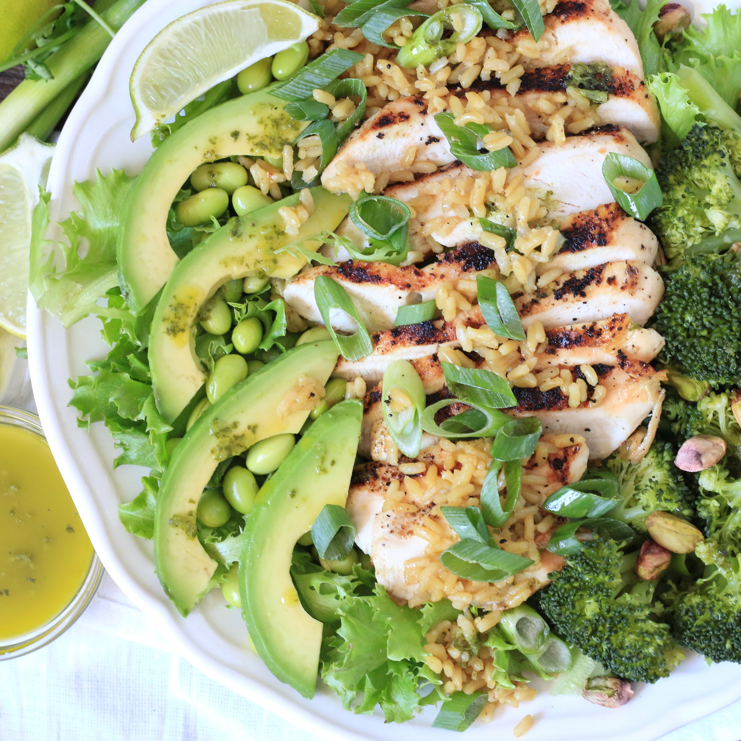 Lean Greens and Bean Salad