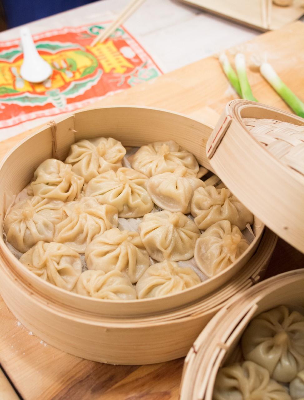 Soup Dumplings (Xiao Long Bao)