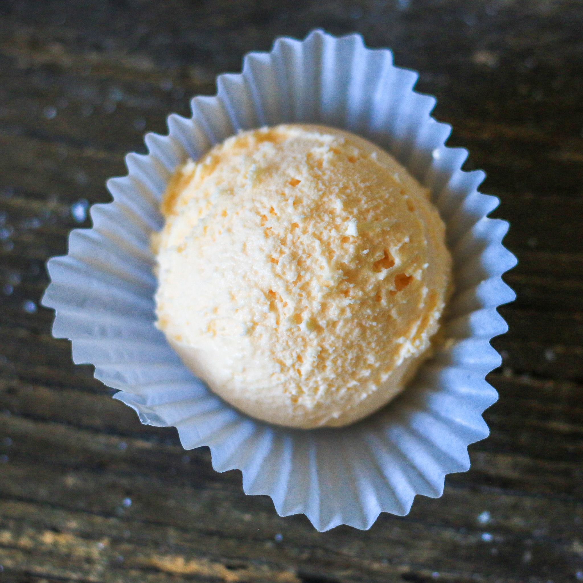 Ice Cream Scoop in Cupcake Liner